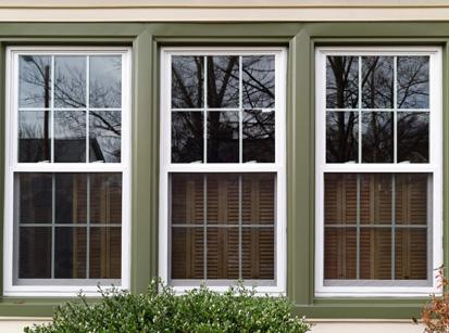Double Hung Window 5000 Series
